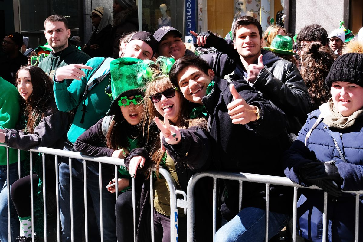 256th Annual St. Patrick's Day Parade
