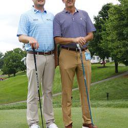 Jason Kokrak and Trey Wingo