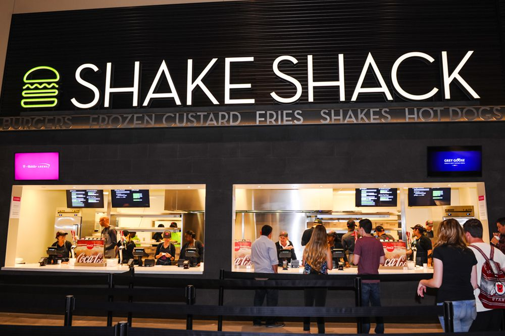 Shake Shack T Mobile Arena