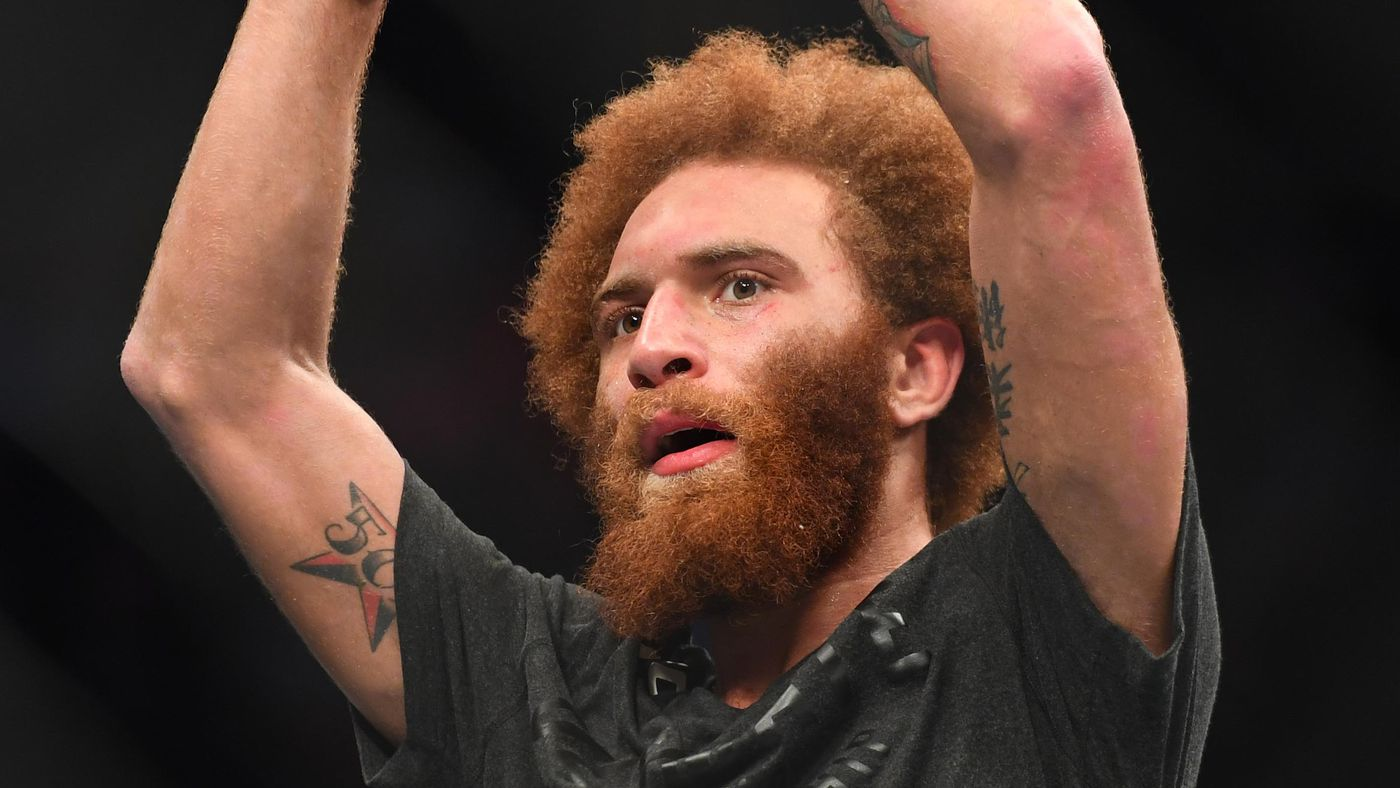 Knockout! Watch Luis Pena brutalize Matt Wiman for TKO finish at UFC Greenville