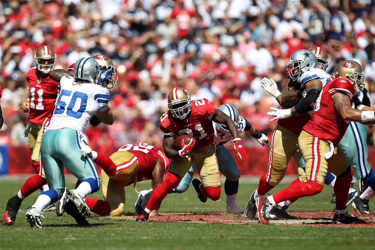8c74246994a 2011 Season Recap, Week 2: 49ers Vs. Cowboys - Niners Nation