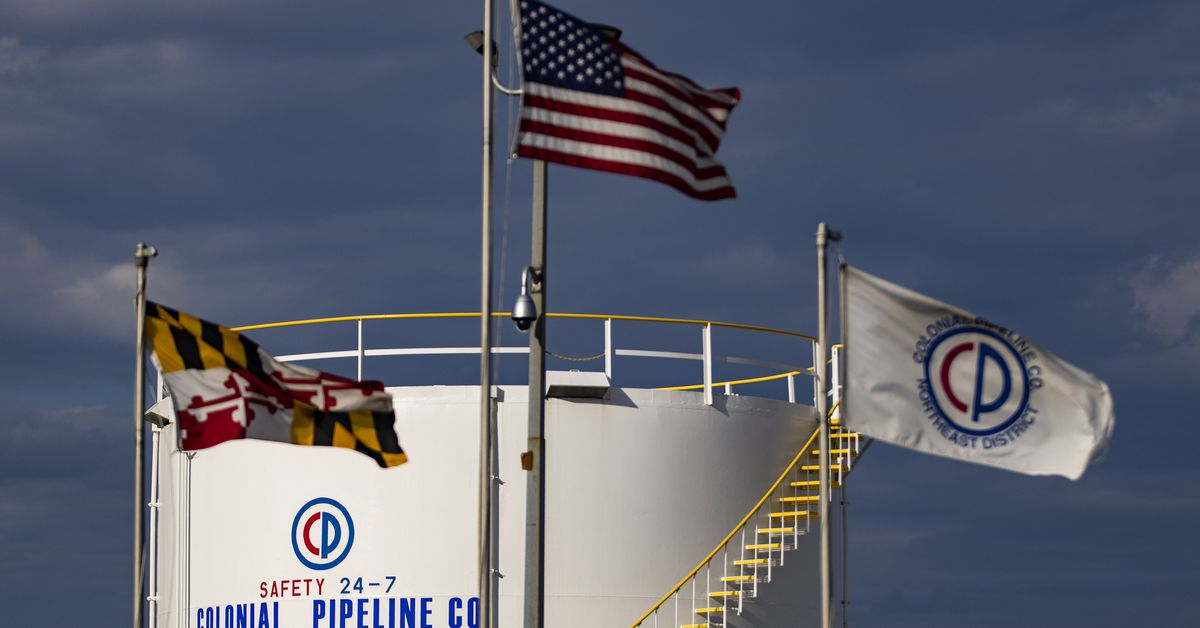 Hackers reportedly used a compromised password in Colonial Pipeline cyberattack