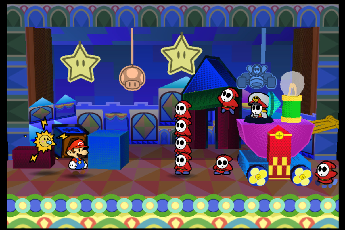 This Paper Mario mod gives an HD upgrade to one of the best