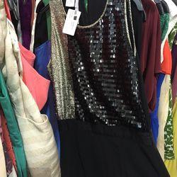 Sachin + Babi Live it Up dress, $70
