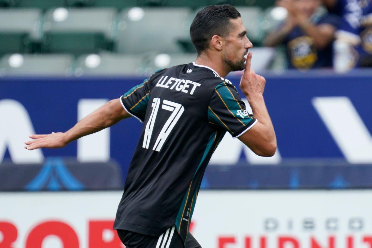 MLS: Austin FC at LA Galaxy