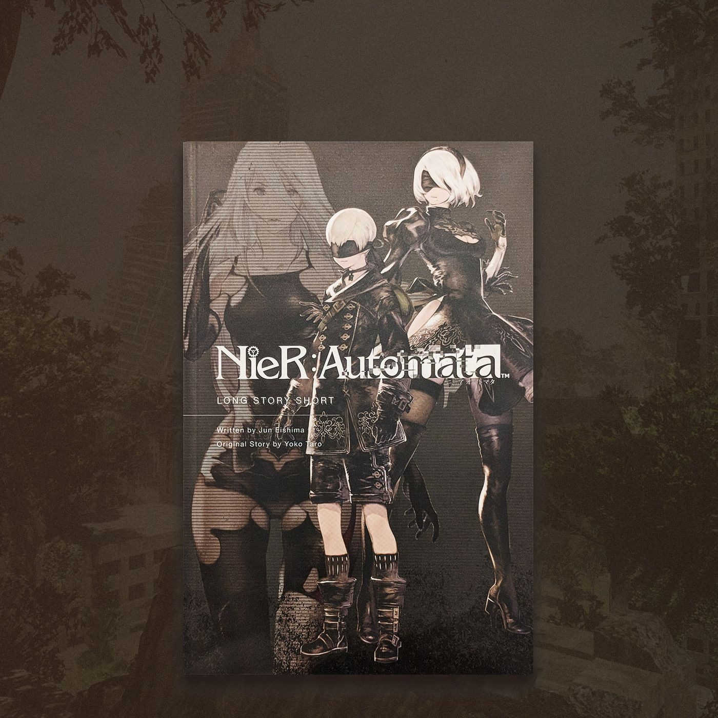The Nier: Automata novel gives fans yet another playthrough