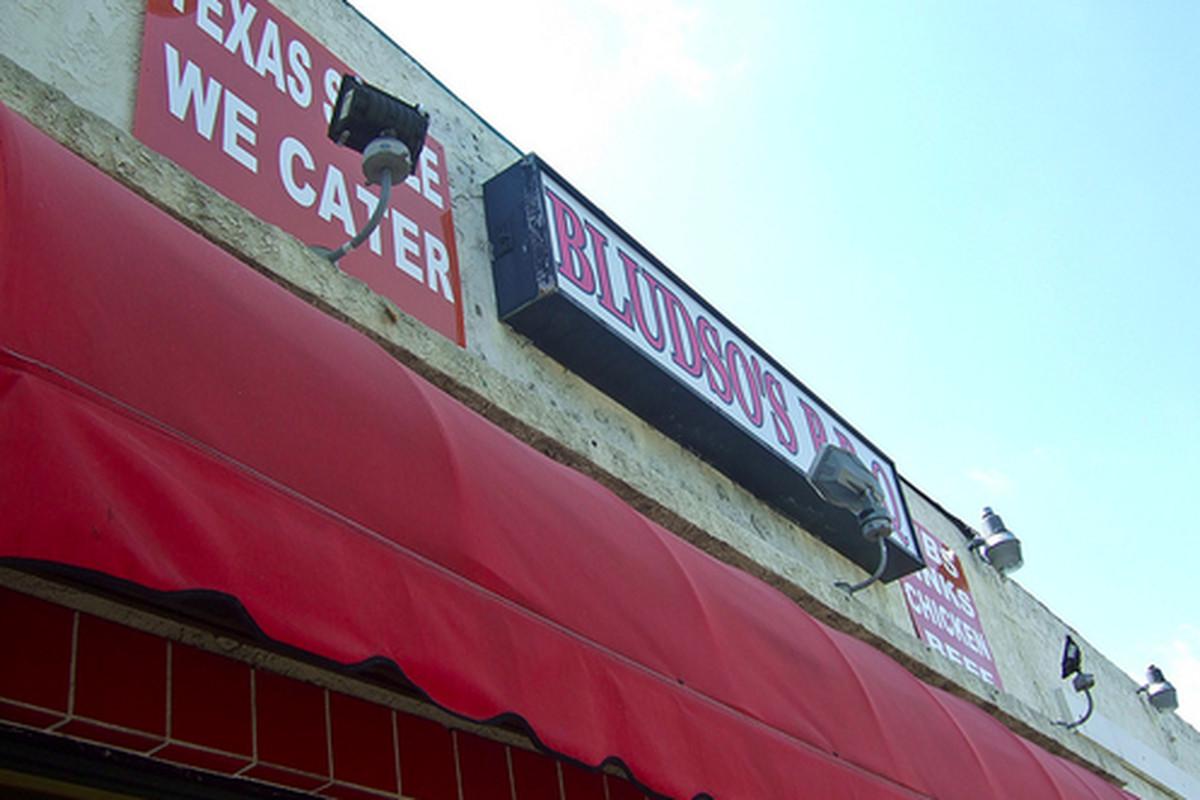 The Original Bludso's BBQ, Compton.