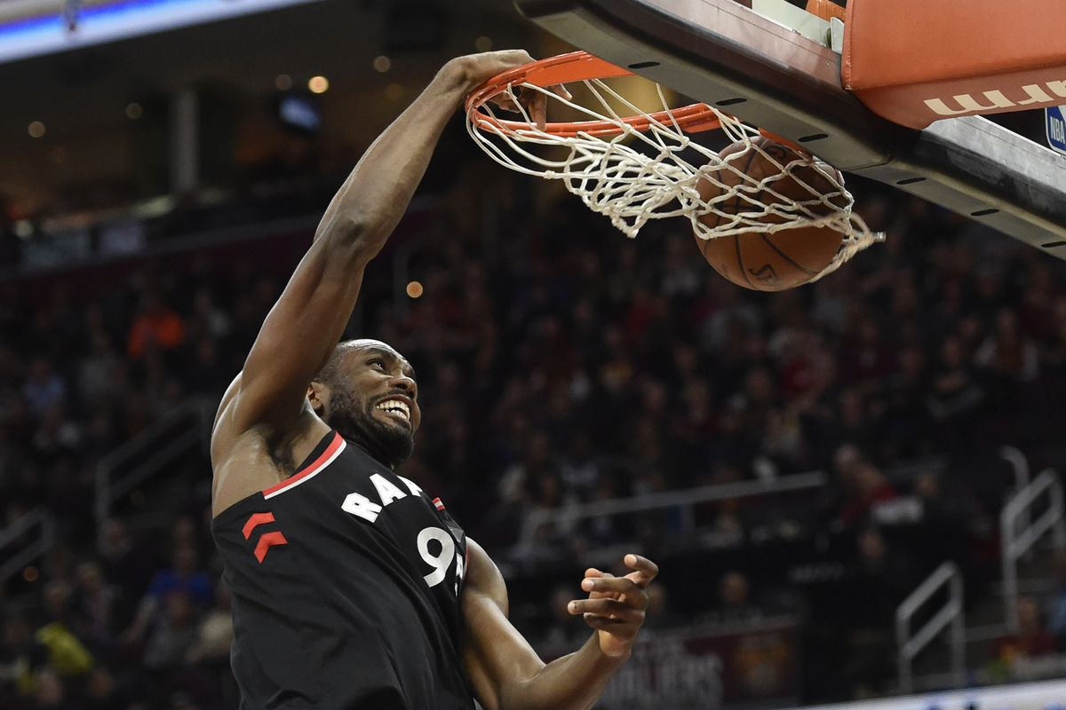 6c499b66791 HQ Roundtable: What's up with the Raptors' bench, Ibaka, JV, and more