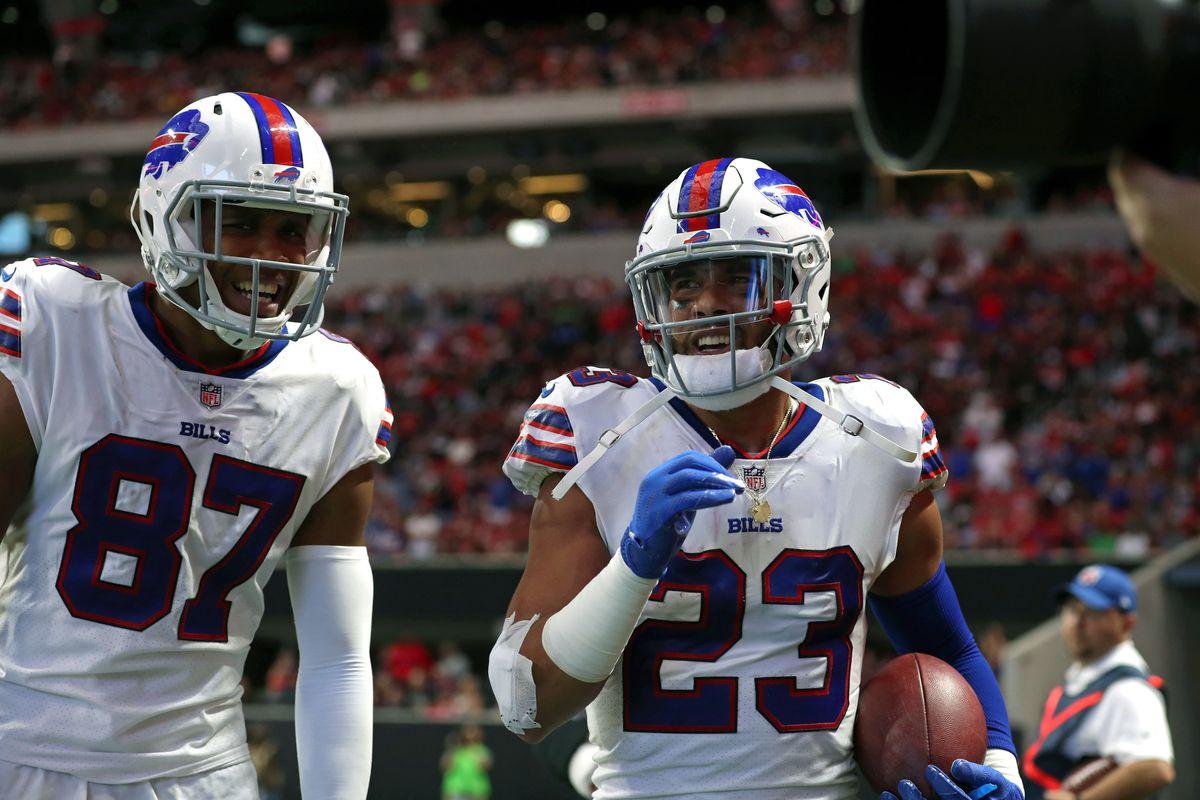 NFL: Buffalo Bills at Atlanta Falcons