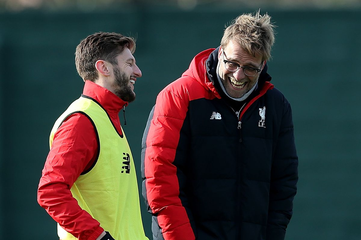 Is this your favourite Klopp bromance? Trick question, because your favourite is ALL OF THEM.