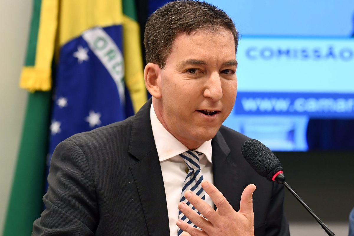 BRAZIL-POLITICS-CORRUPTION-INTERCEPT-GREENWALD