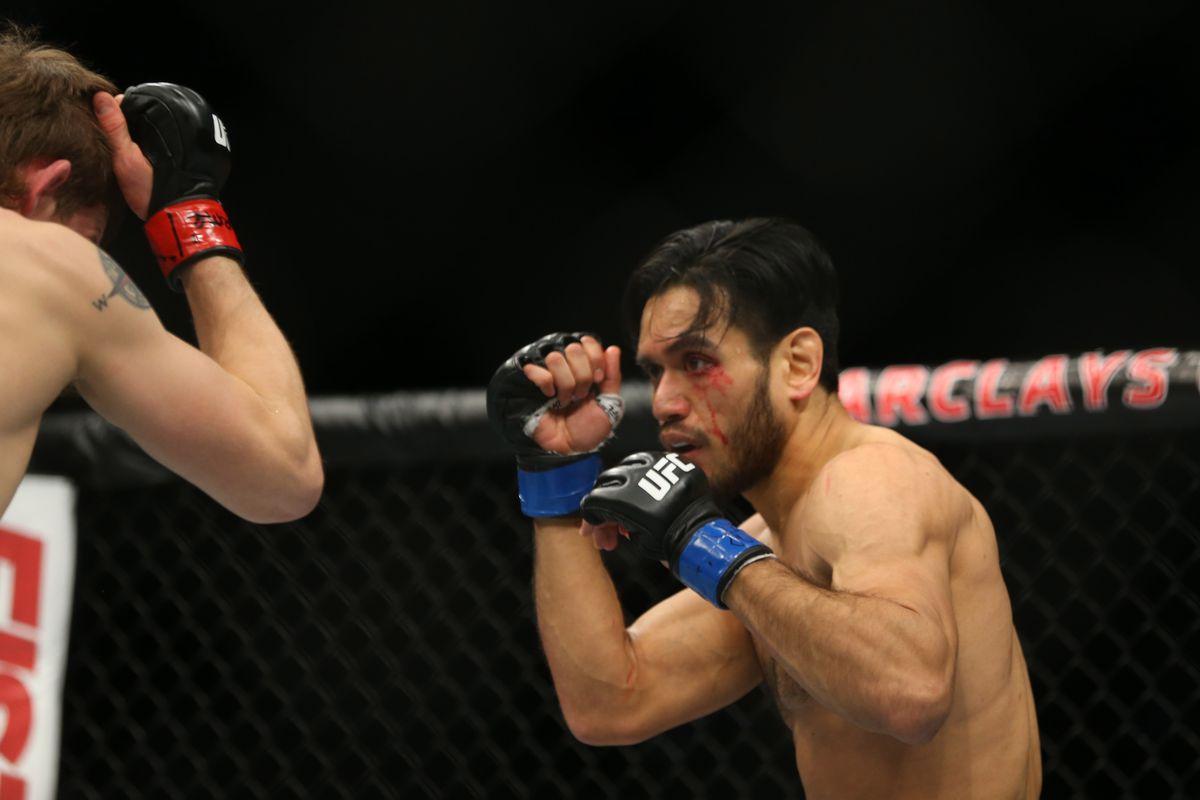 MMA: UFC 208 Glenn vs. Nover
