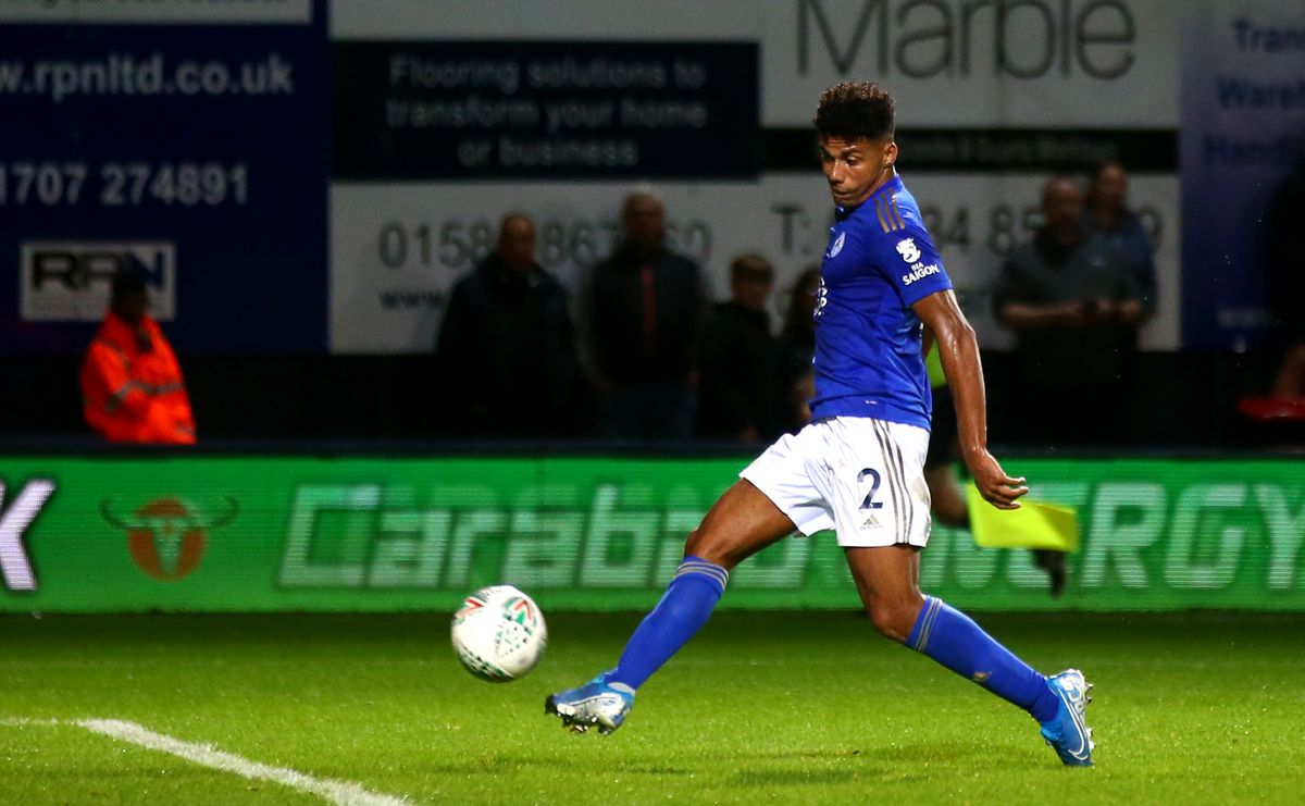 Luton Town v Leicester City - Carabao Cup Third Round