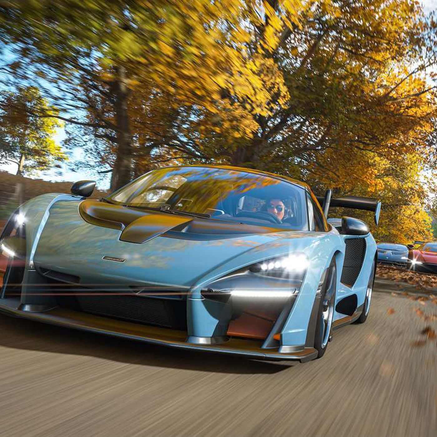 Forza Horizon 4 removes two dance emotes at the heart of
