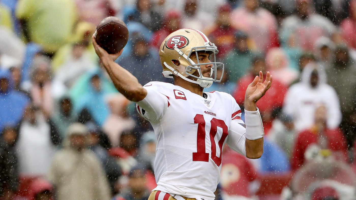 49ers vs. Washington 2019: Second quarter score updates