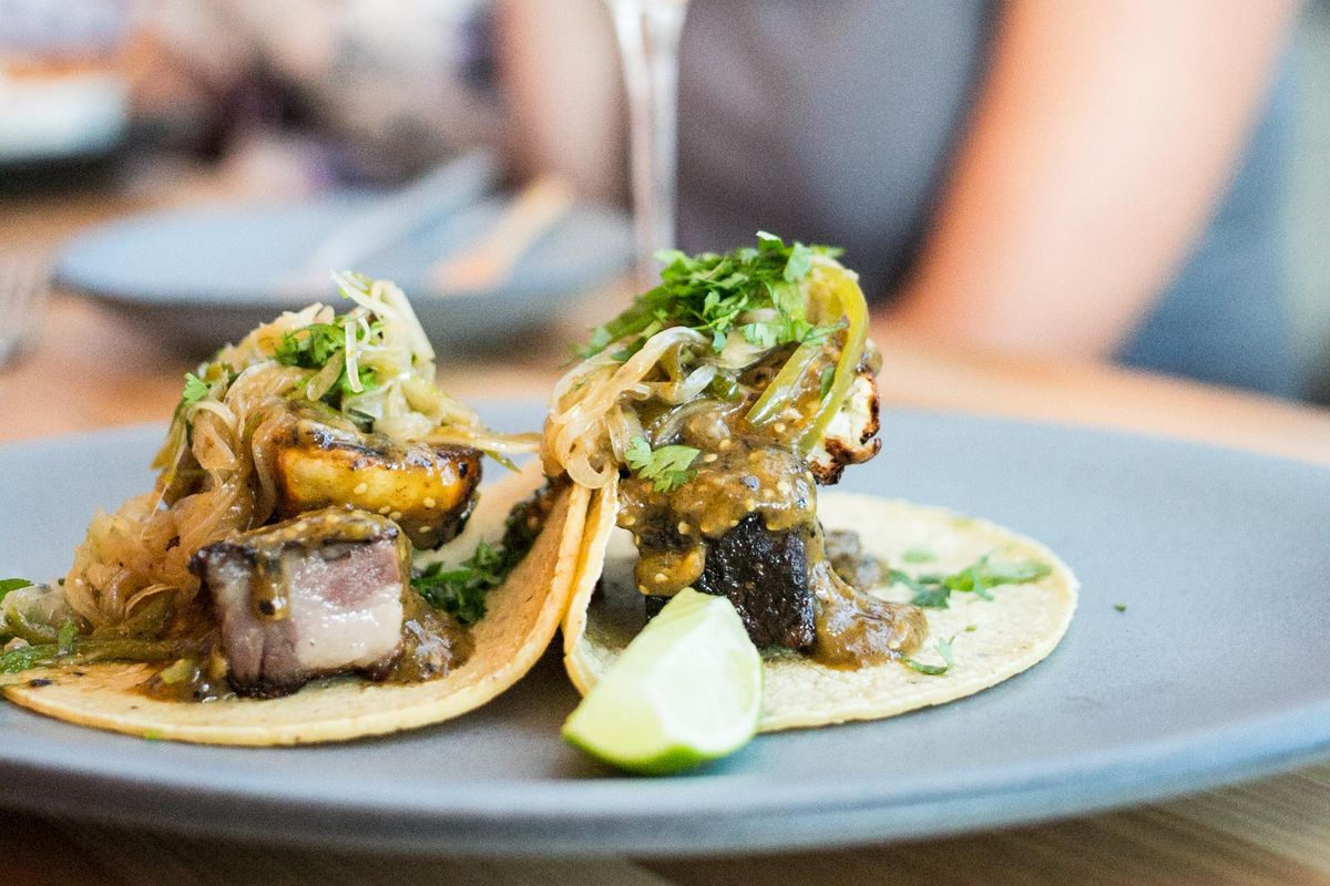 Downtown Modern Mexican Restaurant Atx Cocina Opens On