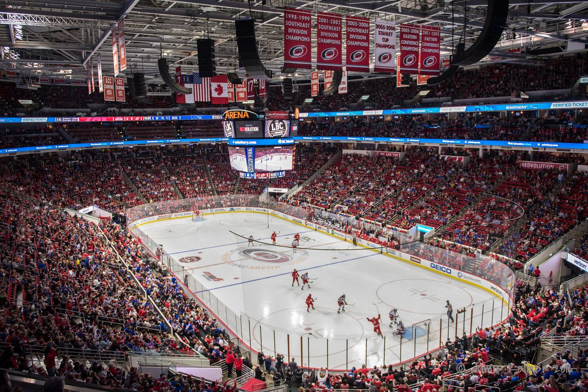 Carolina Hurricanes 2017 exhibition schedule includes two home games