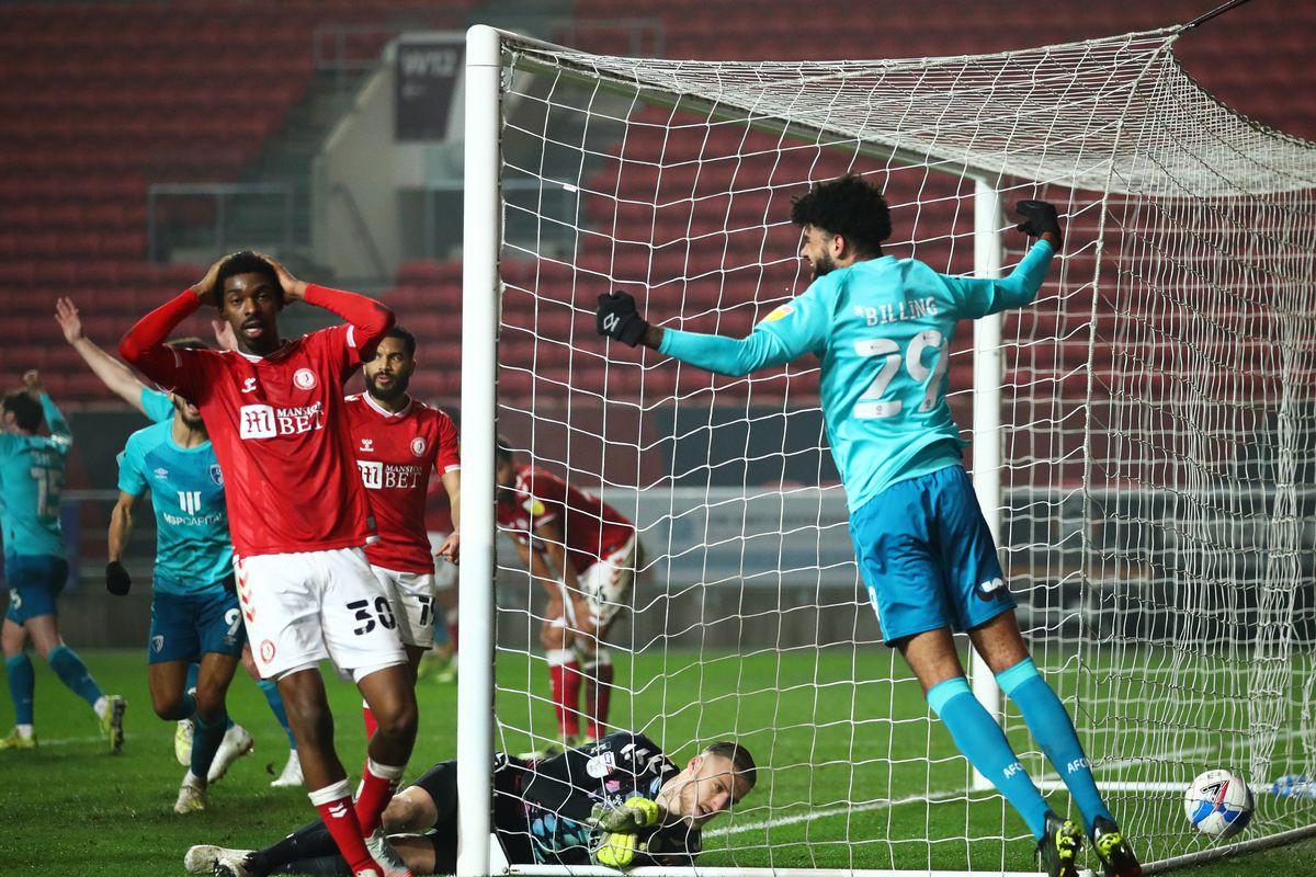 Bristol City v AFC Bournemouth - Sky Bet Championship