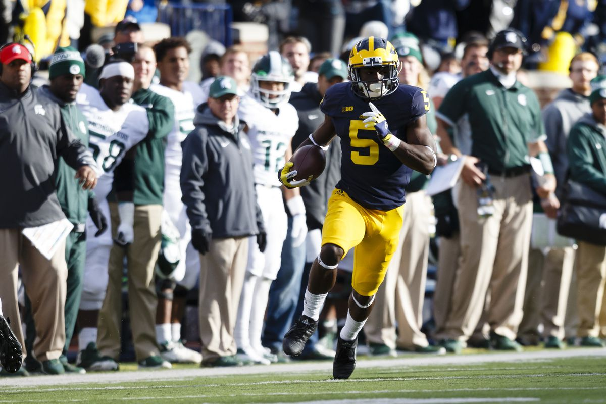 Michigan had a week off to recover from their devastating loss to Michigan State