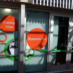 Katana-Ya will now be called Ramen-Ya, according the the signs on the front.