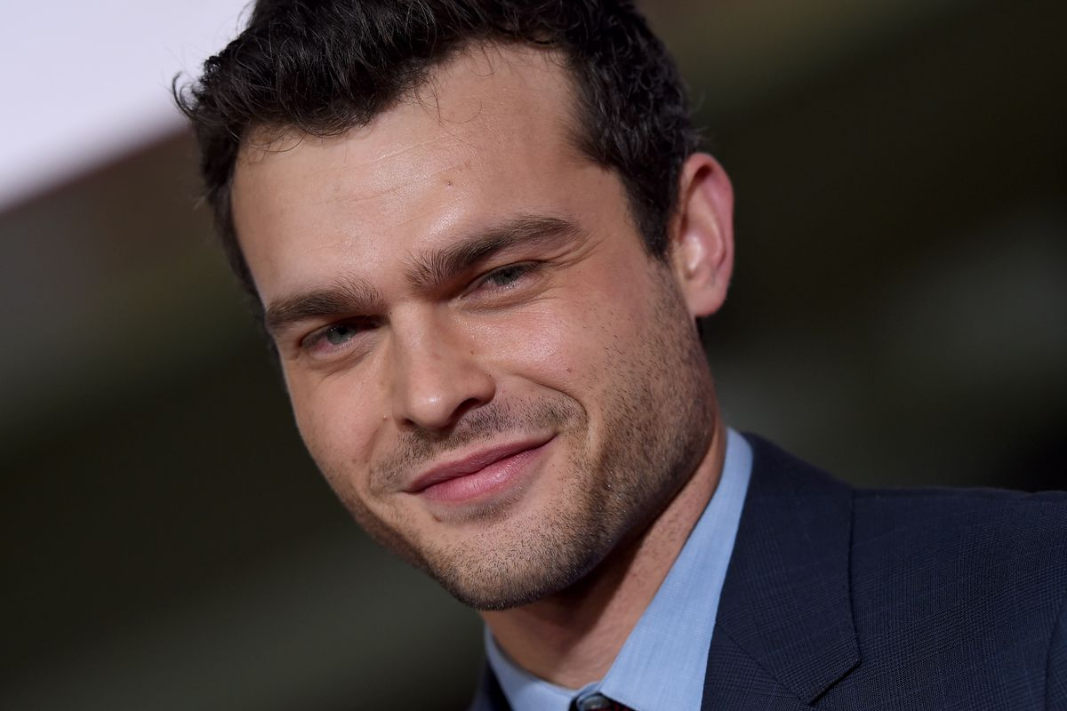 The new han solo alden ehrenreich once starred in a dior for The alden