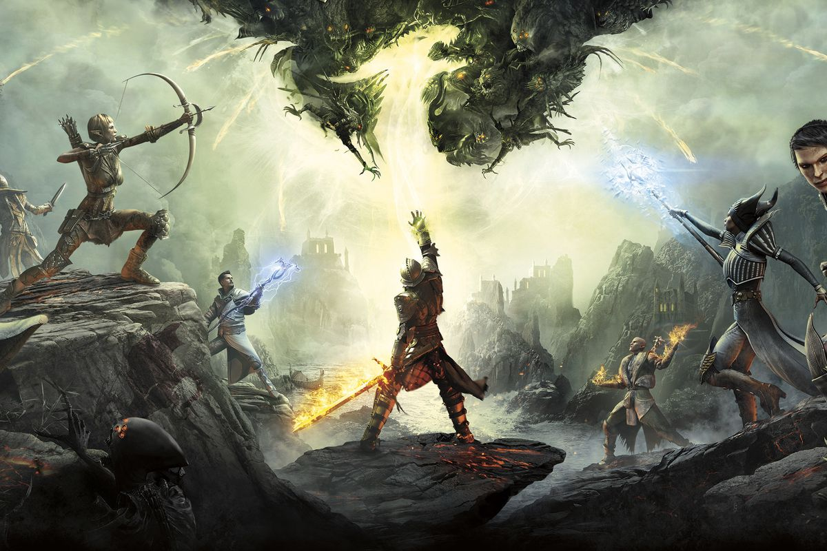 Dragon Age creative director Mike Laidlaw exits BioWare