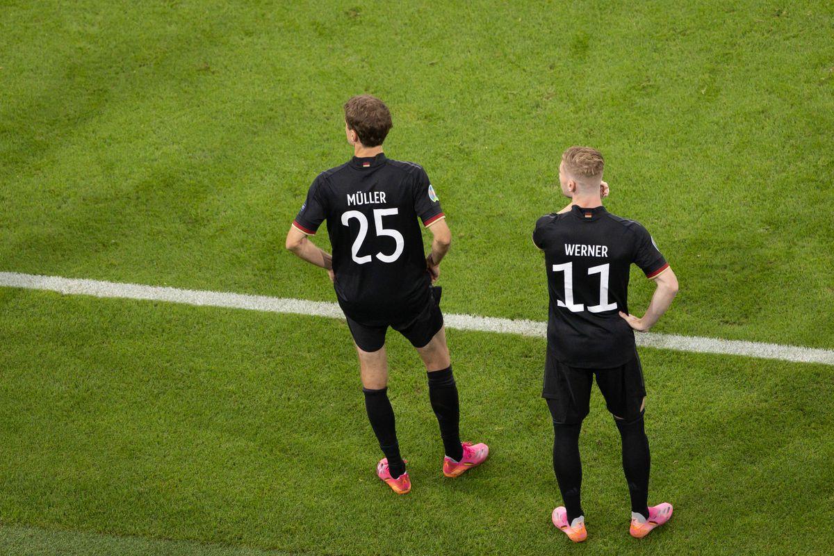 European Football Championship - Germany - Hungary