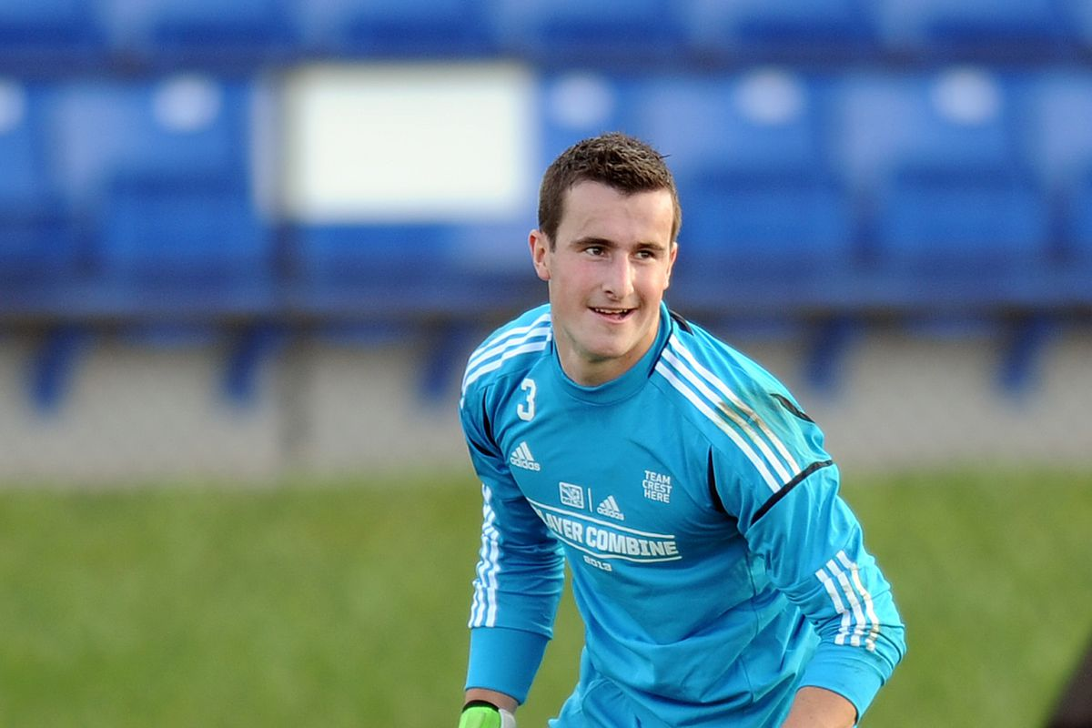 James Belshaw everyone.  Will the Fire use another international spot on a backup keeper?