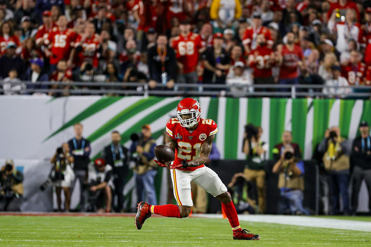 Super Bowl-champion Chiefs agree to one-year deal with cornerback Bashaud Breeland