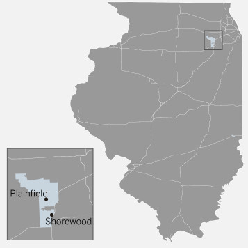 Illinois House 97th District map