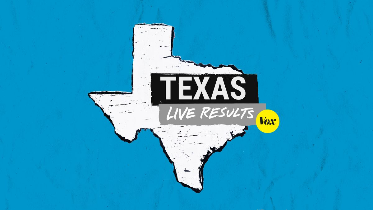 Texas Super Tuesday Results Live Updates Vox