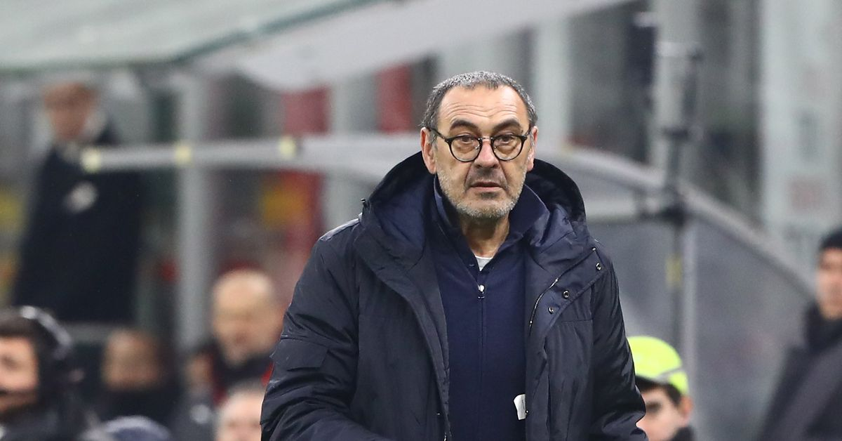 Sarri: It's a process and we are continuing thumbnail