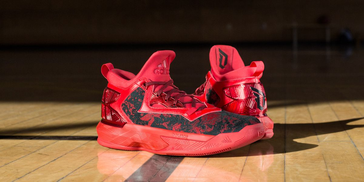 sports shoes 26646 5869d D Lillard 2 and D Rose 6 Florist City Editions Available ...