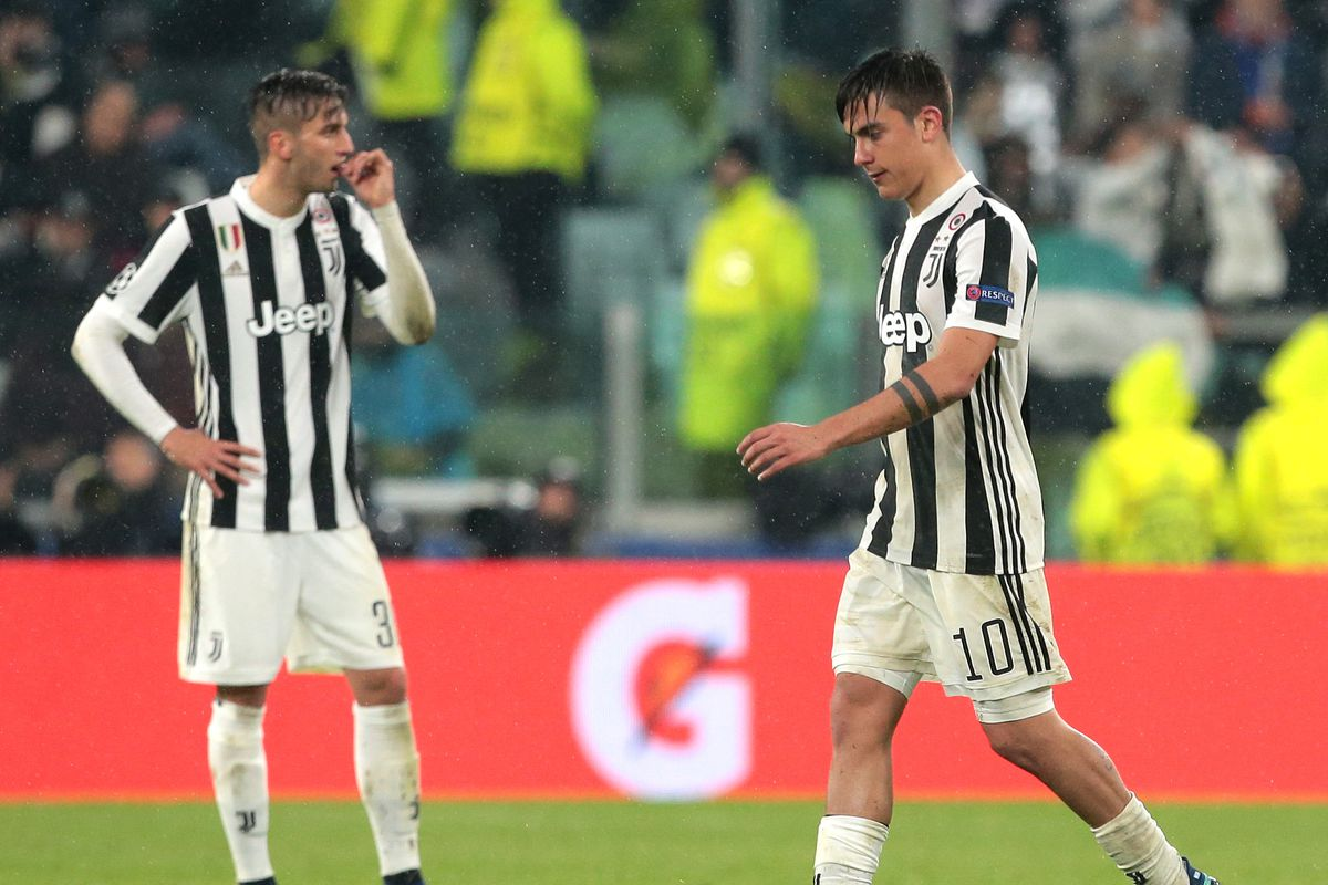 juventus 0 real madrid 3 initial reaction and random observations