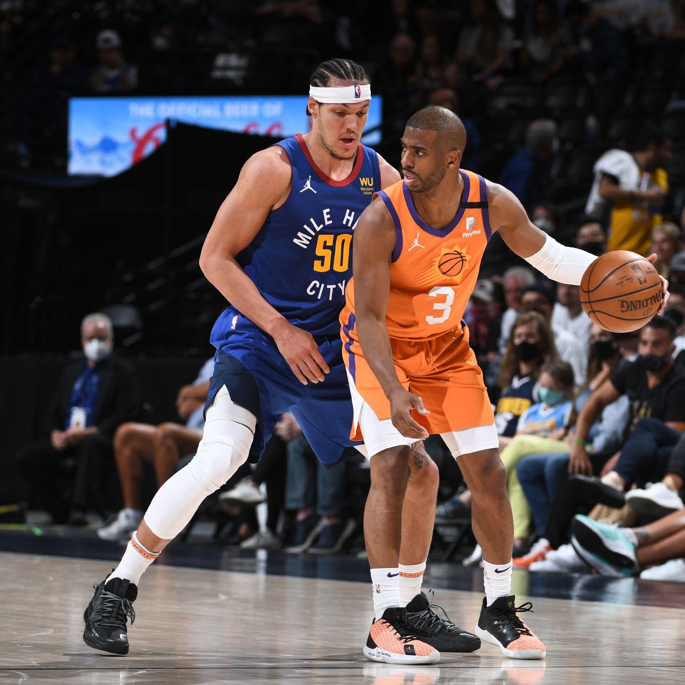 WC Playoffs GameThread: Suns @ Nuggets - R2, G4 - Denver Stiffs