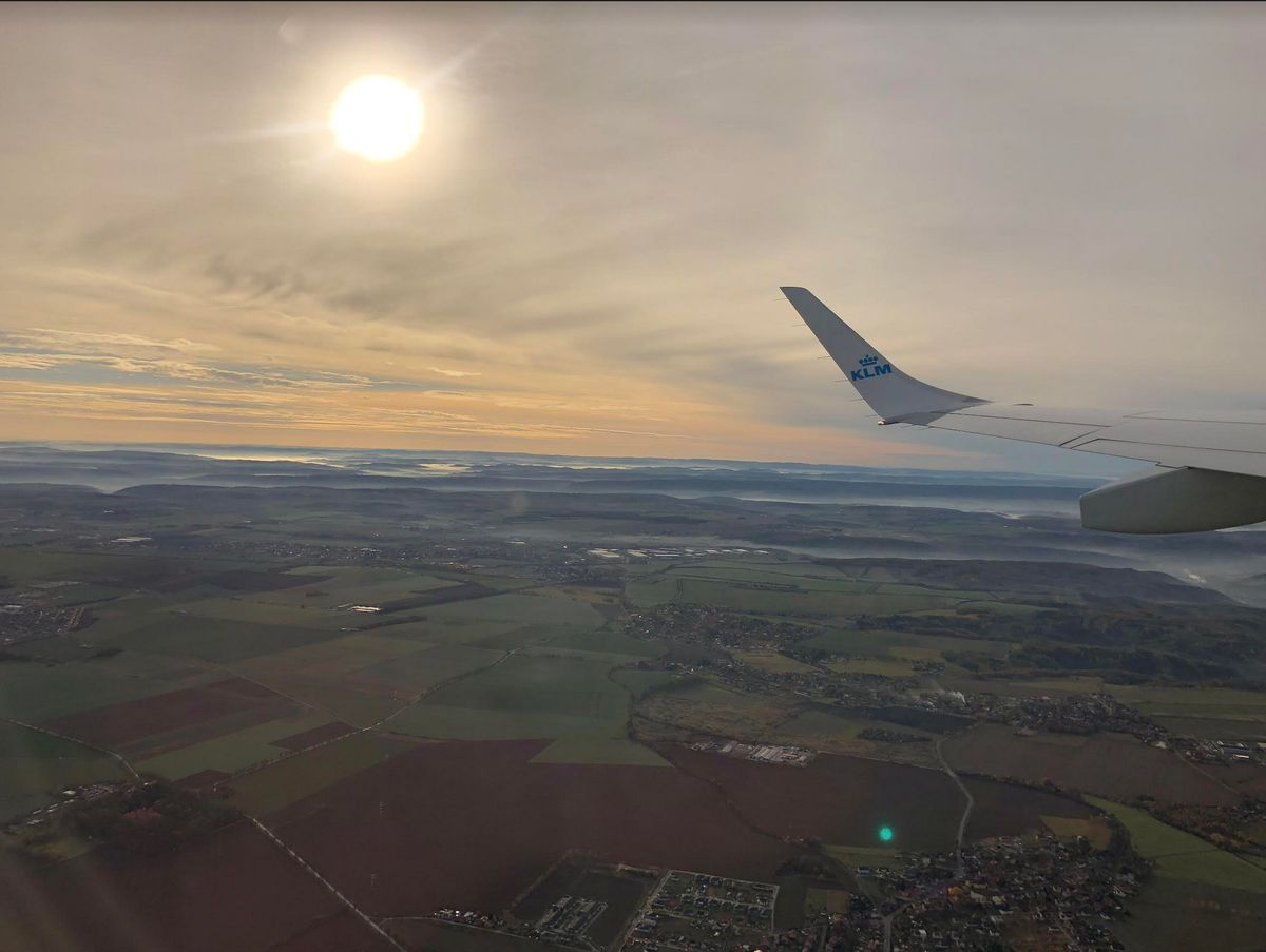 In Praise of Window Seats – Last Week's Heat Extremes Linked to Warming Climate – Fox Weather Channel?