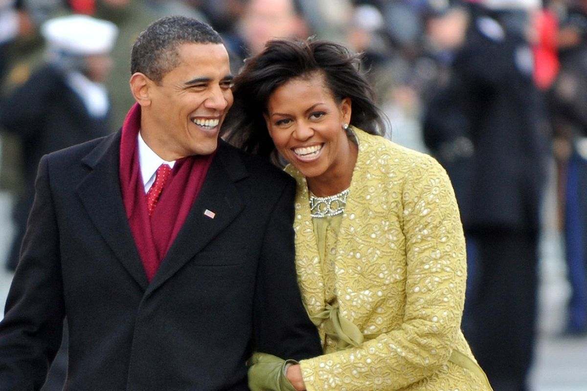 Barack Obama admits presidency took a toll on his marriage to Michelle -  REVOLT