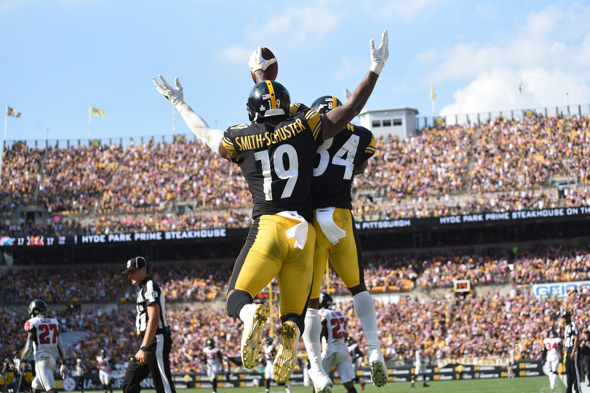 cb990ff9f56 Heinz Field Report  Getting an in stadium account of a much-needed Steelers  win