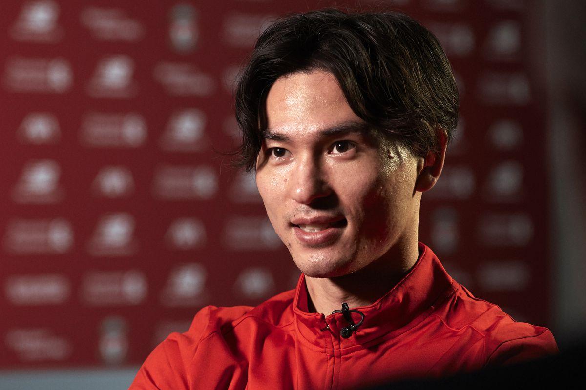 Liverpool Announce Signing of Takumi Minamino Ahead of January Transfer Window