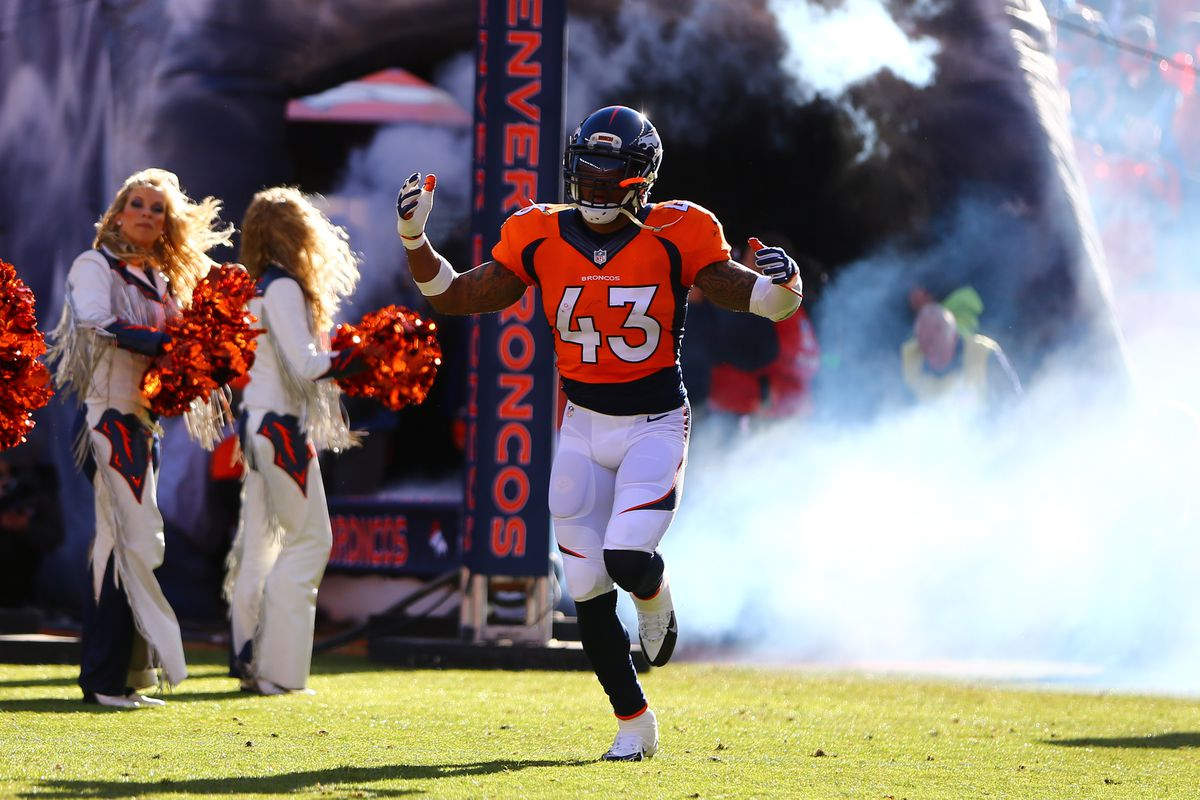 Report Steelers have called about T J Ward but aren t
