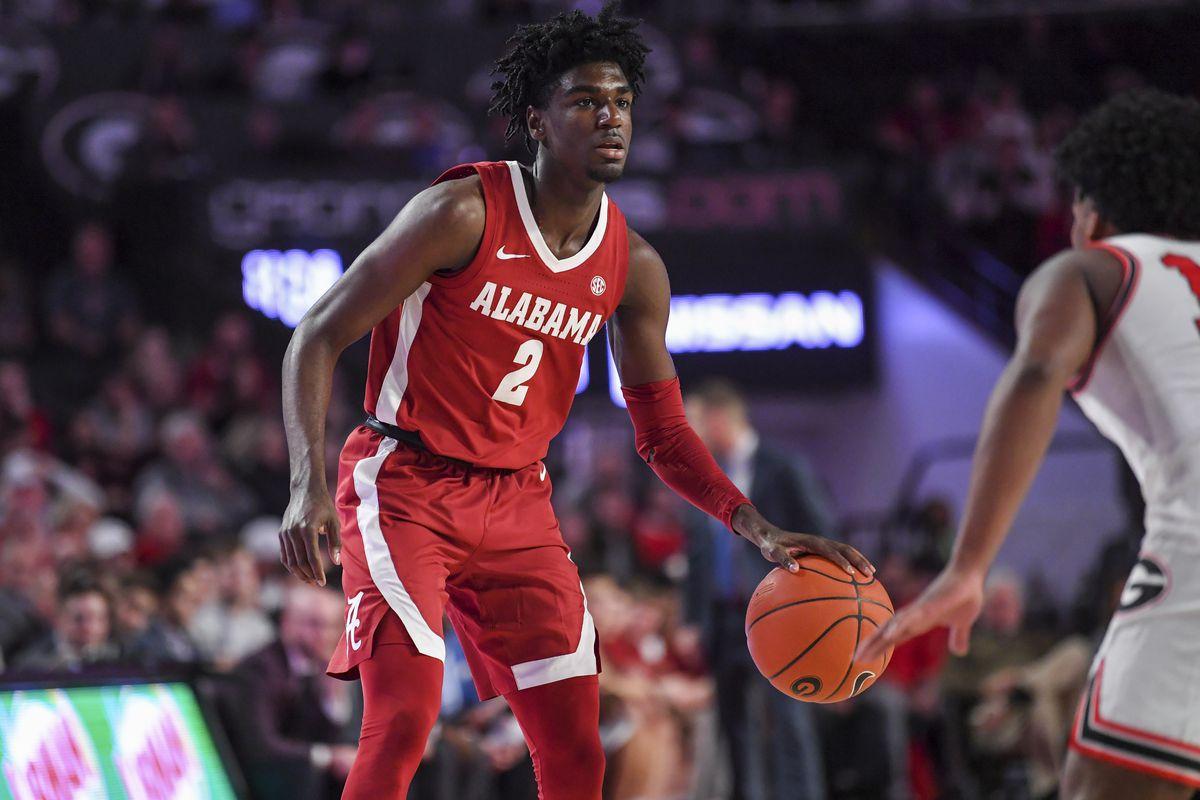 NCAA Basketball: Alabama at Georgia