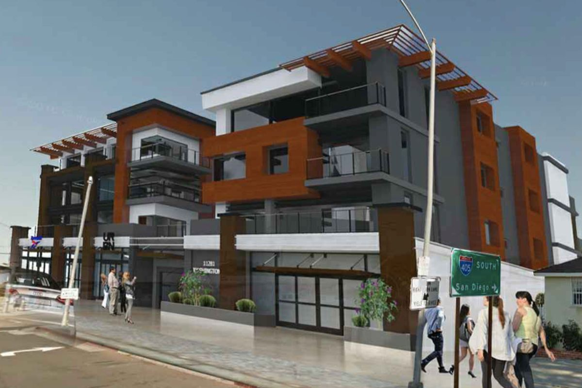 Four Story Mixed Use Project Planned For Culver City