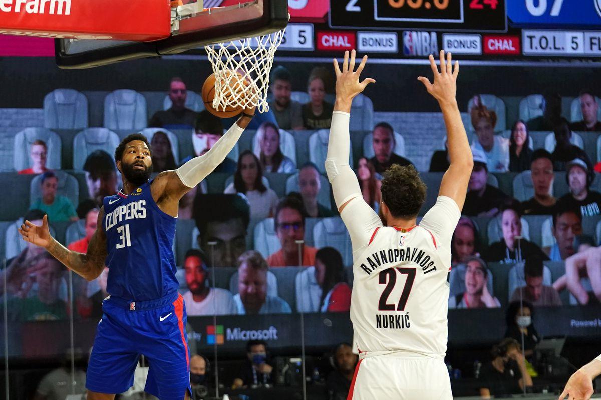 Los Angeles Clippers v Portland Trail Blazers