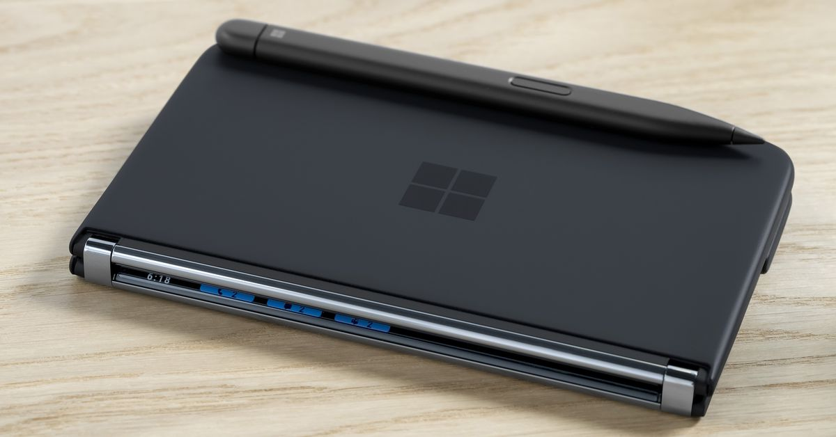 Docking the Surface Pen to your Surface Duo 2 phone costs .  will be