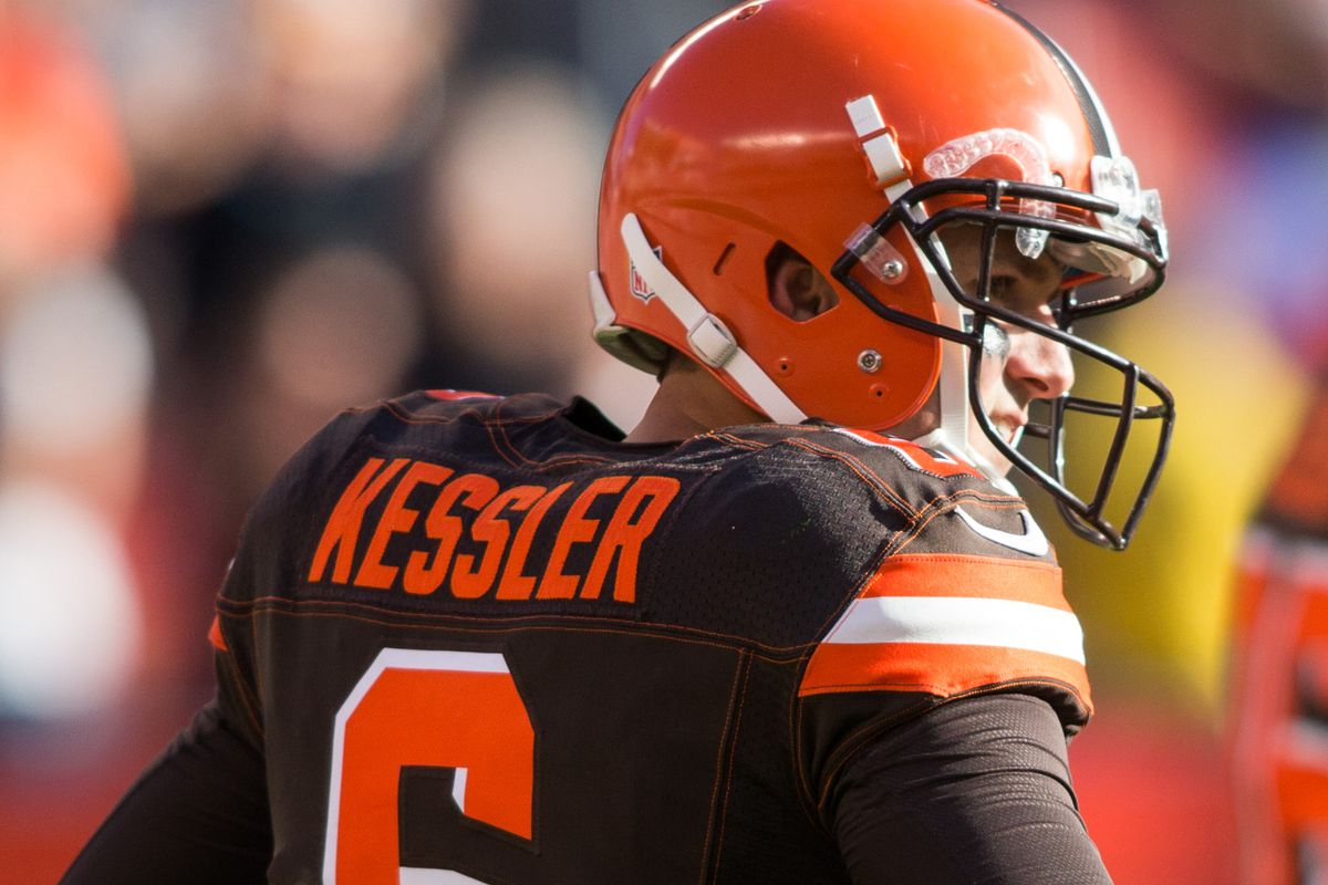 huge selection of aa64c fca23 Browns' best option at QB is Cody Kessler again, even if ...
