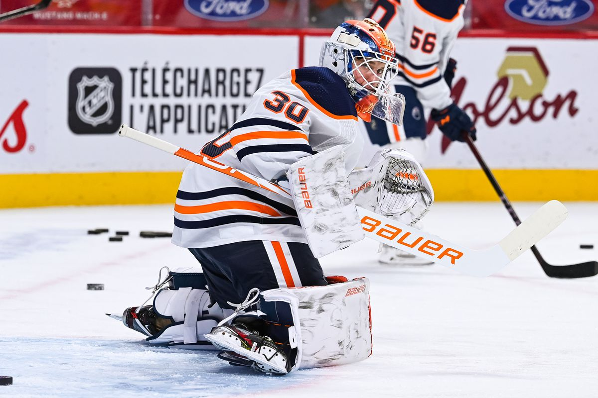 NHL: FEB 11 Oilers at Canadiens