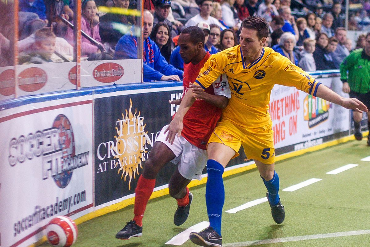 Rochester Lancers are trying to join the new indoor league