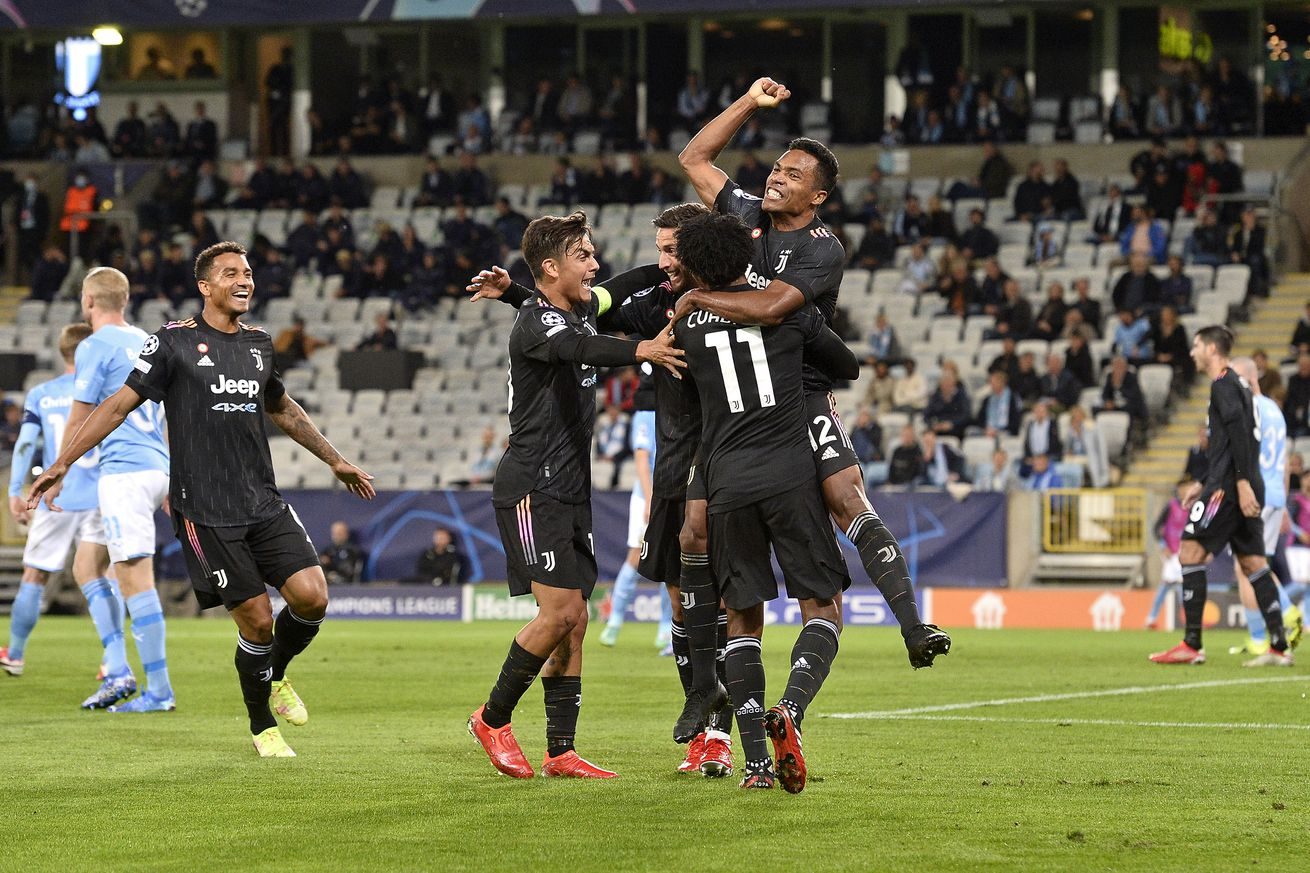 Wingback Wonders: The case for Juventus to play three at the back