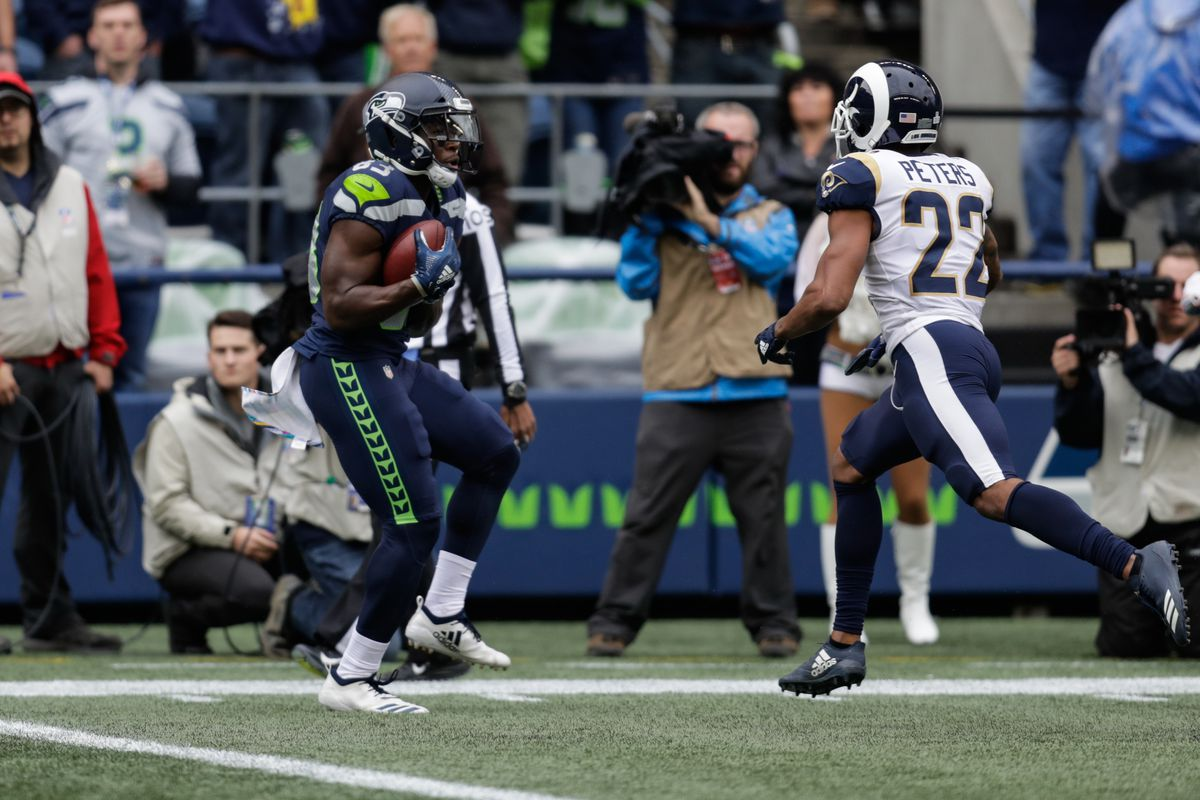 9d3d4ea8b Seahawks-Rams film  What went wrong with Marcus Peters  - Field Gulls