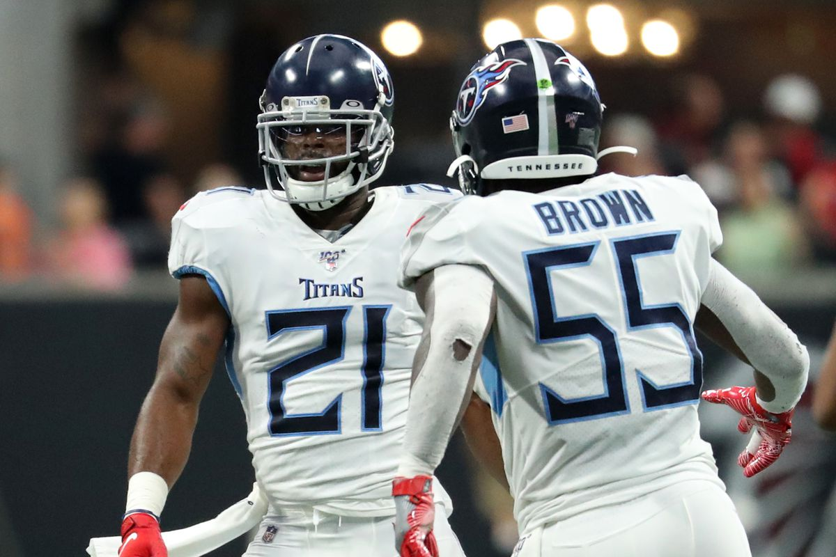 All-22 Review: Titans secondary stifles Julio Jones and the Falcons passing attack